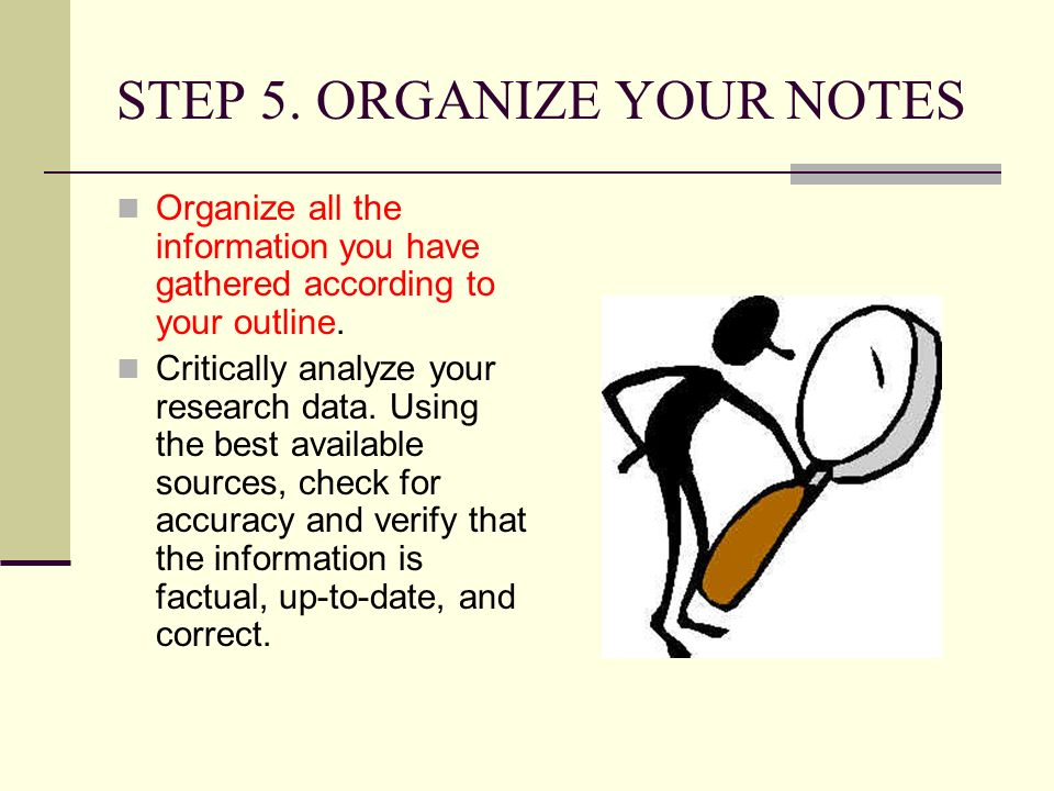 analyze data research paper