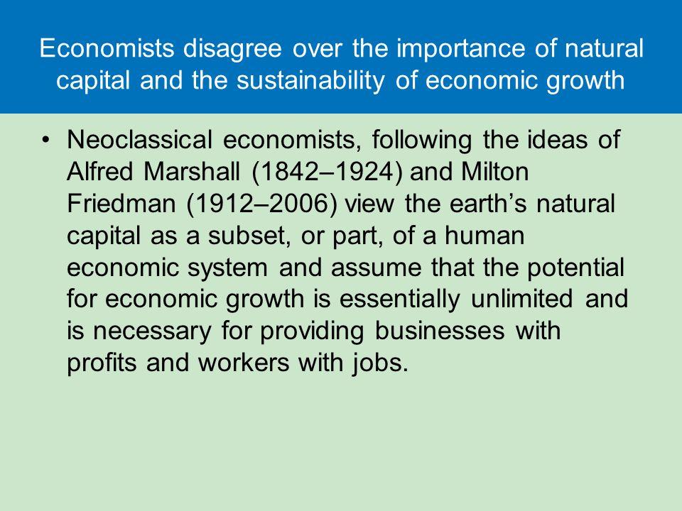 the importance of economics