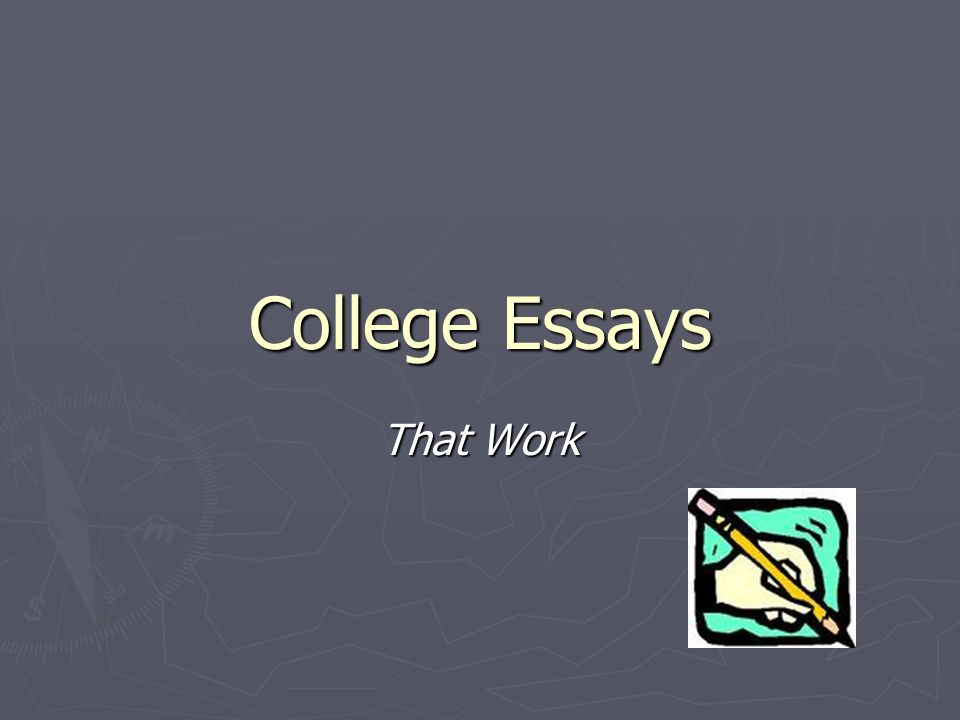 scholarship essays that worked How scholarship essays are judged, including essay tips fastweb scholarships, financial how to work the job fair.