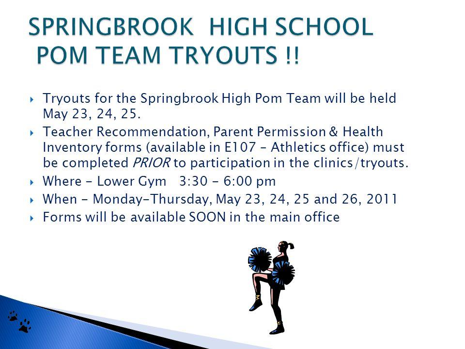 springbrook high school