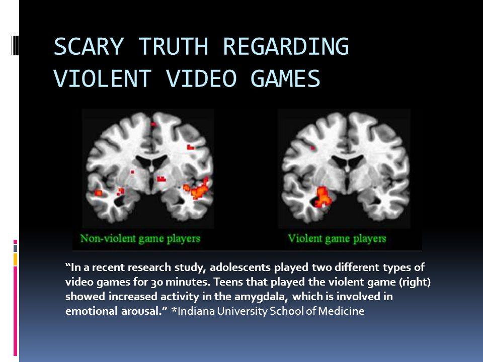 Violence on tv movies ect..?