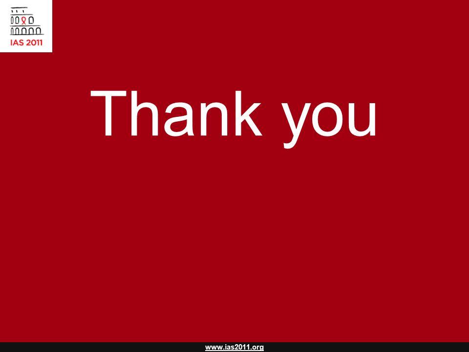 www.ias2011.org Thank you