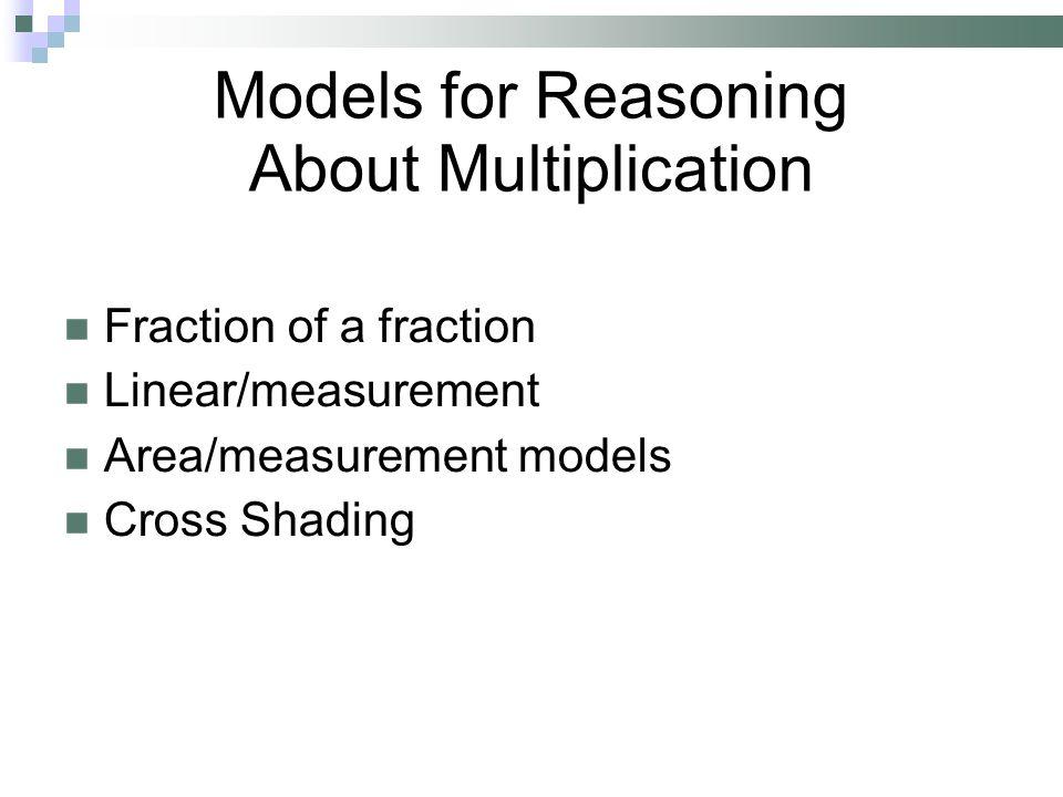 6.1.3A Multiplication &- Division | SciMathMN