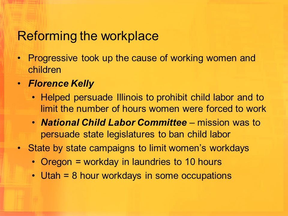 scope of limitation child labor Employment law handbook child birth, and rights law it is unlawful for an employer or labor organization to discriminate.