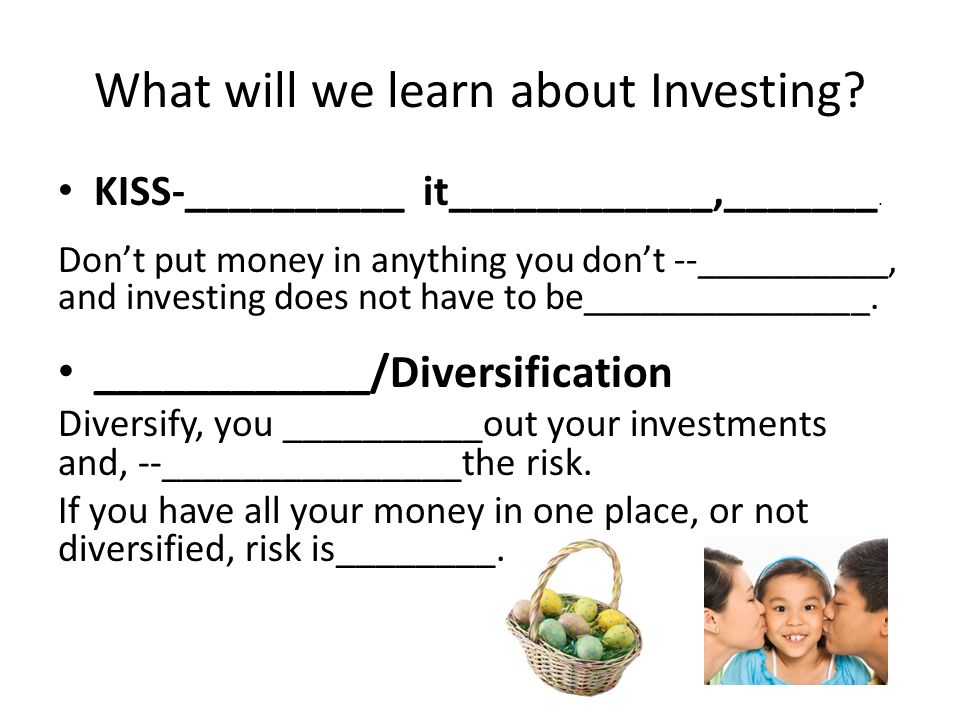 Day 5 Investing Show DR Ch 2 Investing Part 1 and 2 Finish – Simple Interest Worksheet
