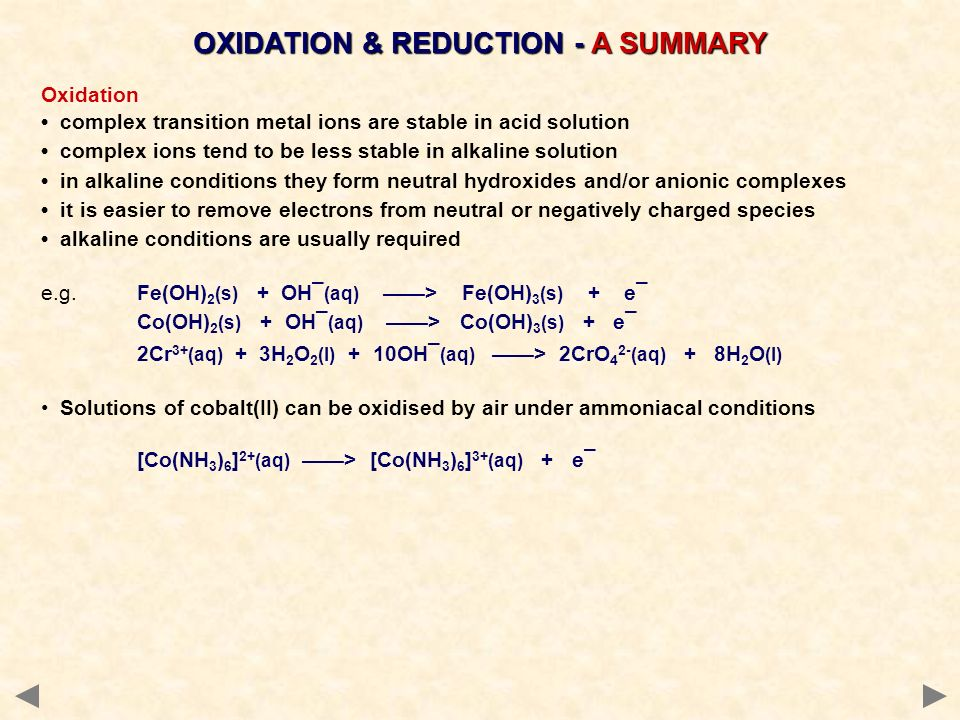 AN INTRODUCTION TO TRANSITION METAL COMPLEXES KNOCKHARDY ...