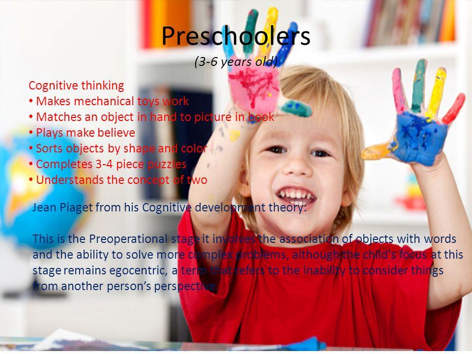 psychology make believe play