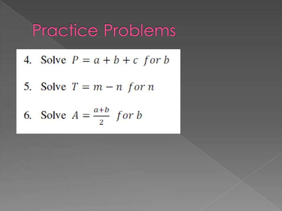 Pretty Solving Equations Practice Problems Contemporary - Math ...