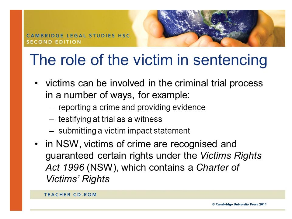 Chapter 4 Sentencing And Punishment. In This Chapter, You Will