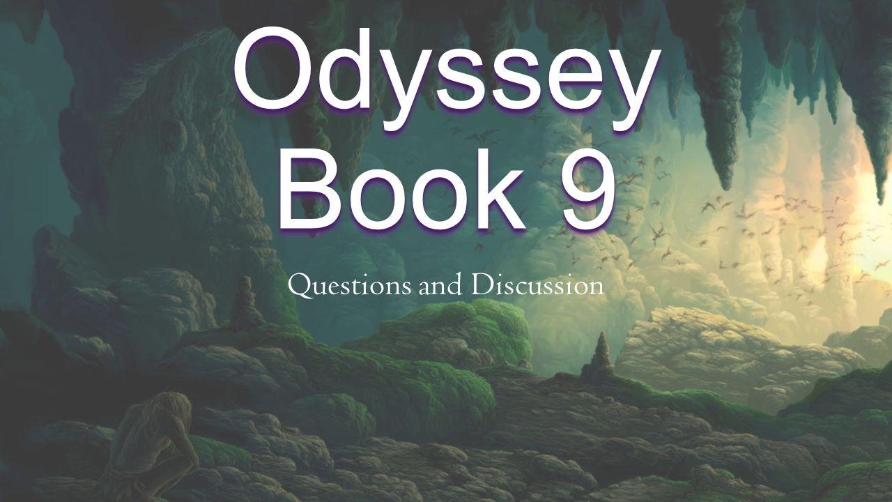 heroism in the odyssey