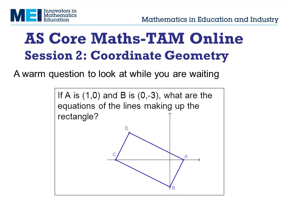 Just arrived go to audio setup as core maths tam online session 3 as ccuart Gallery