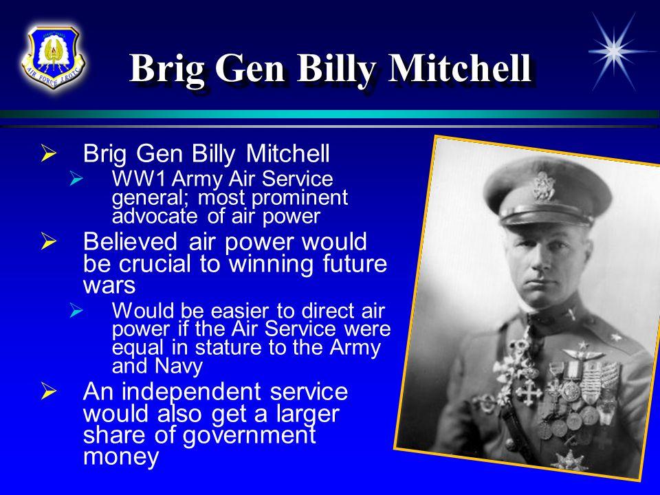 billy mitchell general