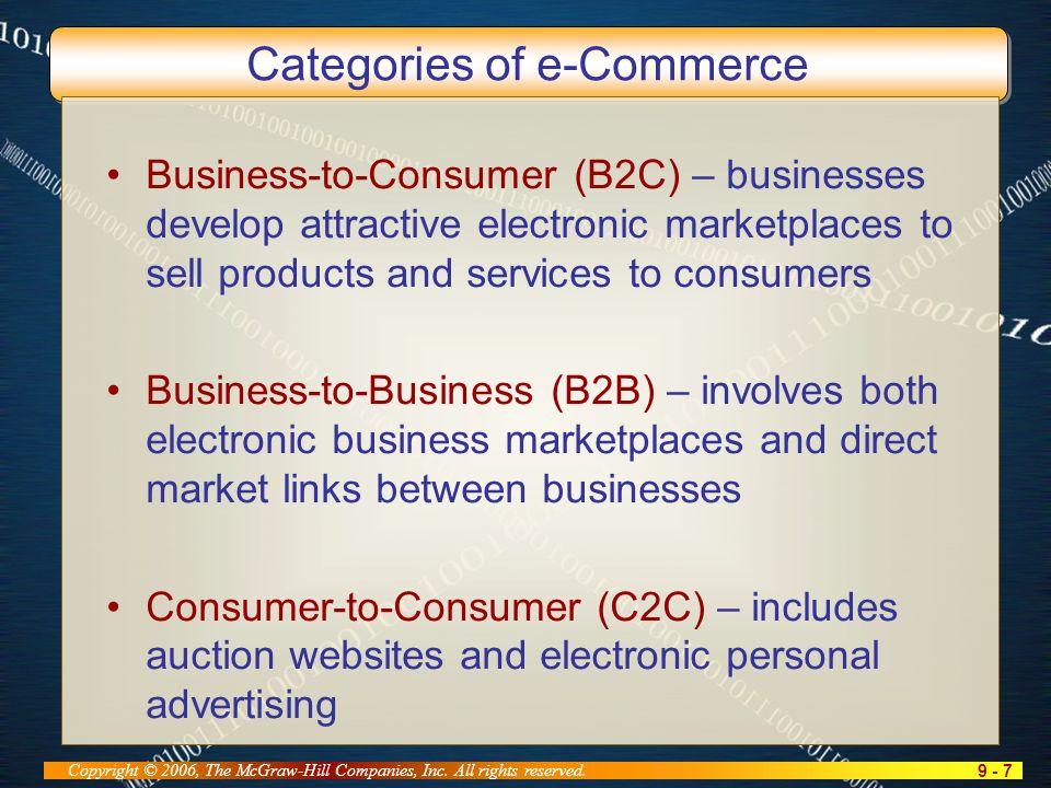 9 - 8 Copyright © 2006, The McGraw-Hill Companies, Inc.