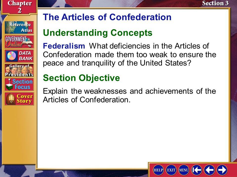 Articles Of Confederation Essay
