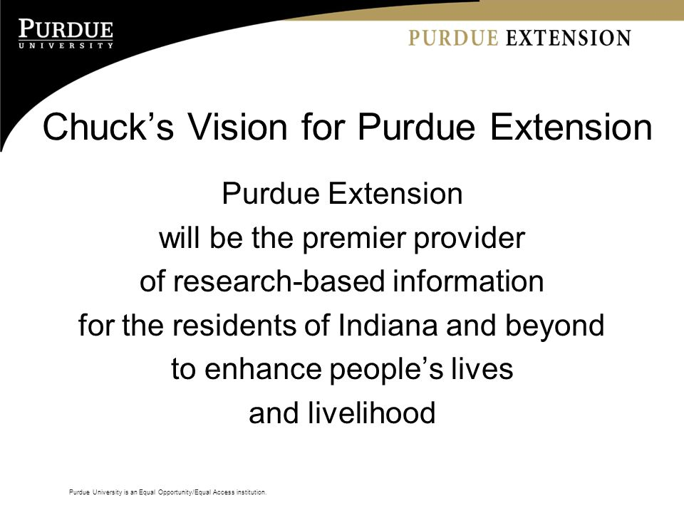 Purdue university is an equal opportunityequal access institution 2 chucks toneelgroepblik Gallery