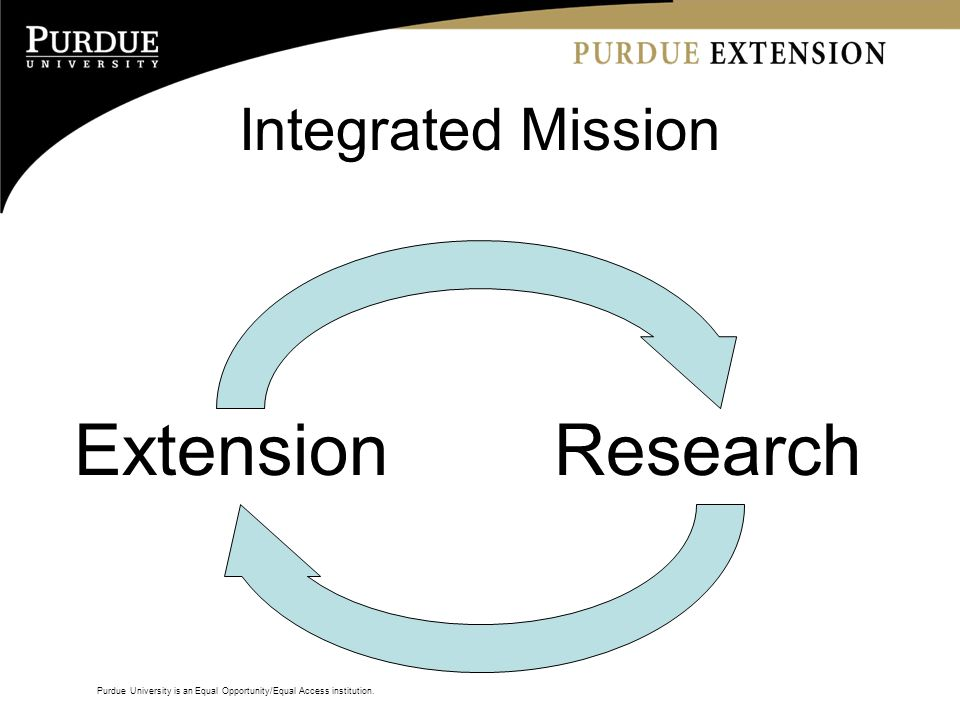 Purdue university is an equal opportunityequal access institution integrated mission purdue university is an equal opportunityequal access institution toneelgroepblik Gallery