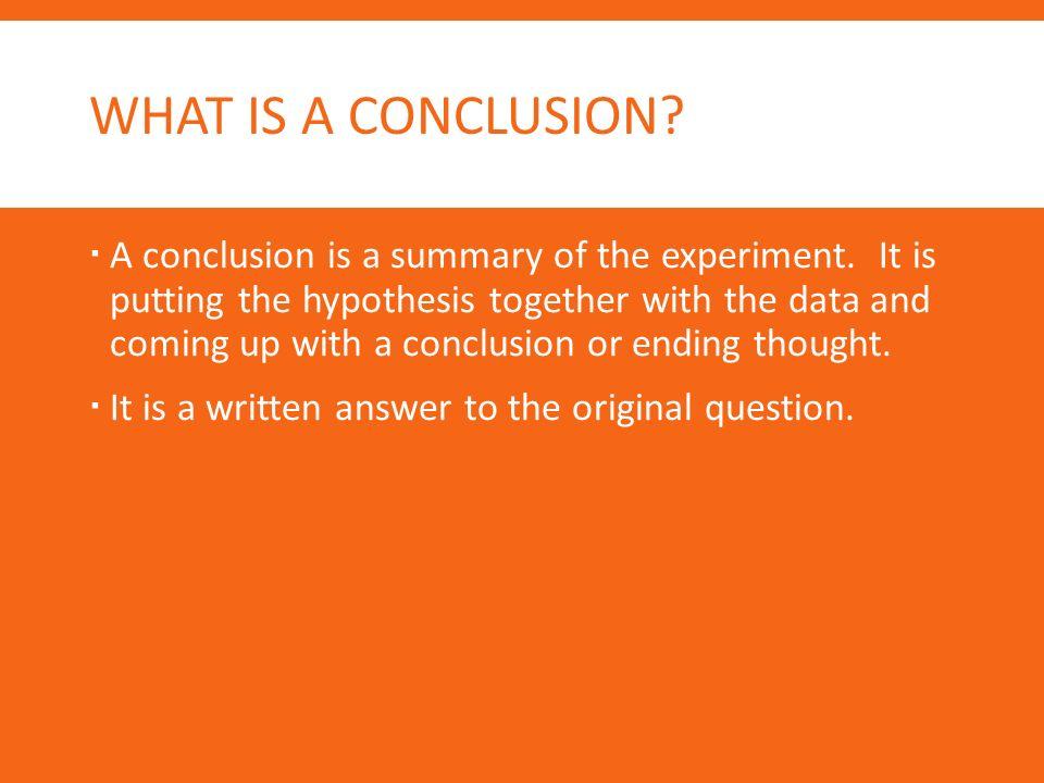 How To Write A Summary Essay Conclusion