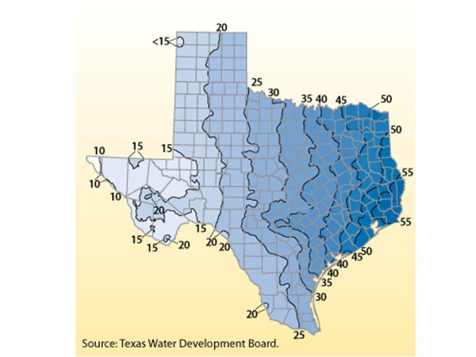 Regions Of Texas Regions Blue Gulf Coastal Plains Red North - Central plains on us map