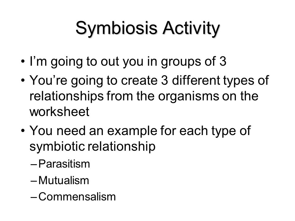 Symbiosis Worksheets Worksheets For School pigmu – Symbiosis Worksheet