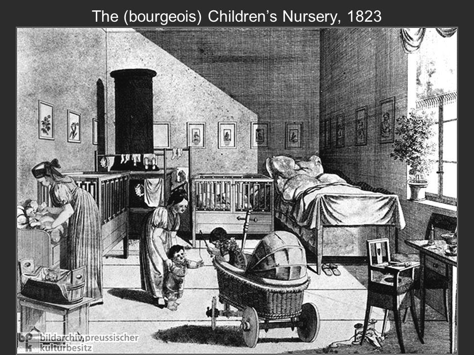 3 The (bourgeois) Childrenu0027s Nursery, 1823