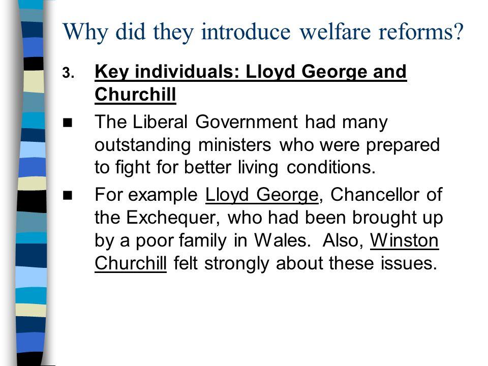 essay on welfare state