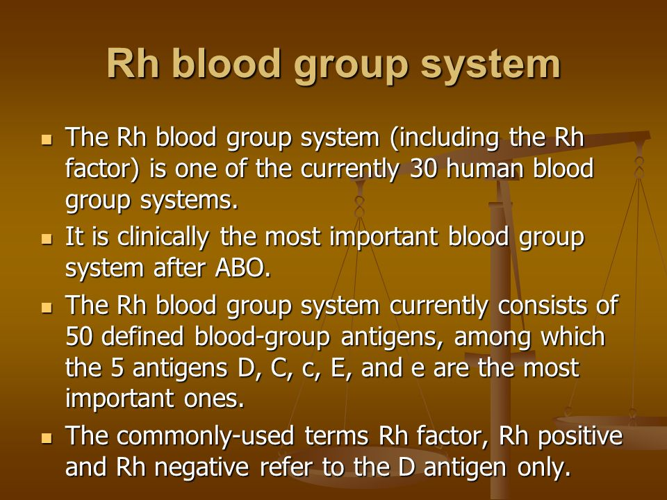 63 Inheritance of Blood Type