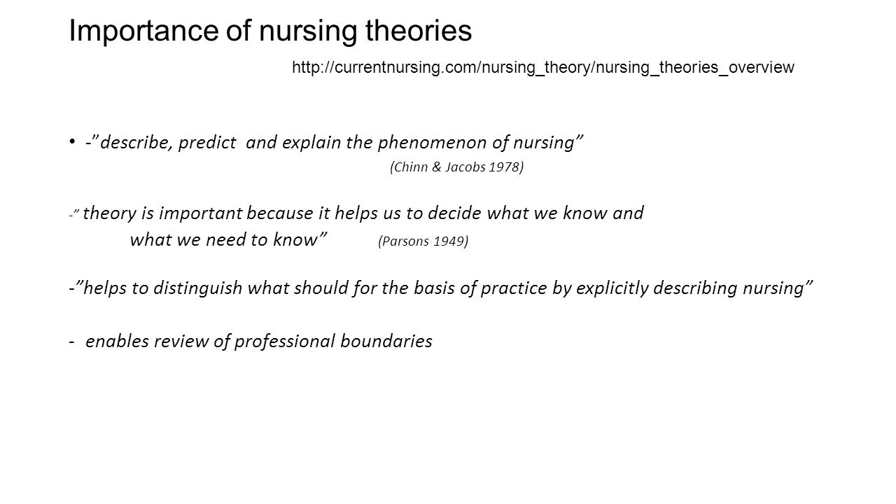 nusing theory the basis for professional nursing by k k chitty b p black