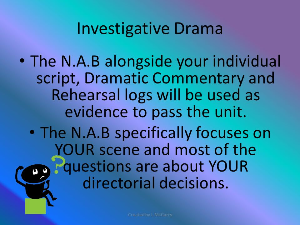 higher drama essay questions Advanced higher use this page to find information and useful links related to the new advanced higher (as from august 2015) advanced high course breakdown.