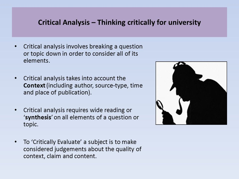 critical thinking in essay writing Critical thinking essay definition actually, this type of essay will give you lots of advantages for your studying and everyday life when you learn how to write a critical thinking essay, there will be lots of perspectives for you.