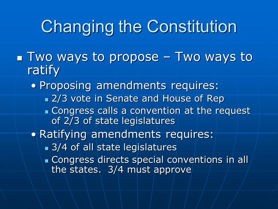 The Constitution Preamble Goals Of The New System Form A More