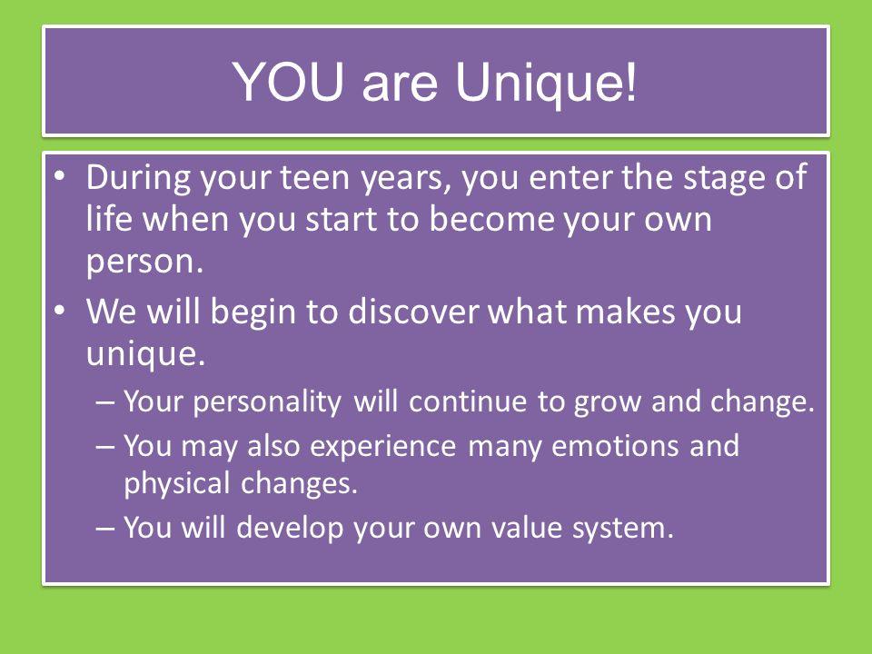 Self-Esteem When you have positive self-concept you develop self- esteem.