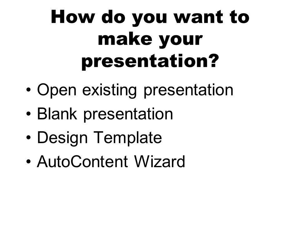 Powerpoint programs