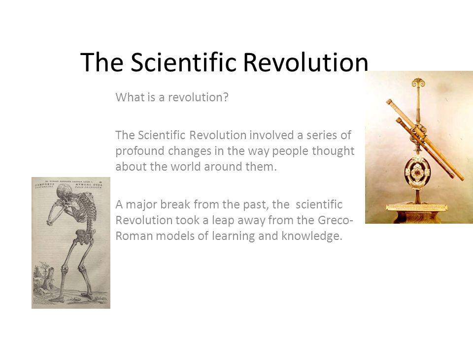 Free Essay On The Scientific Revolution