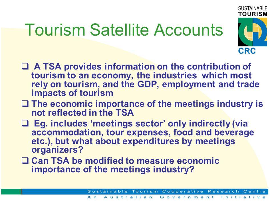 importance of tourism economy