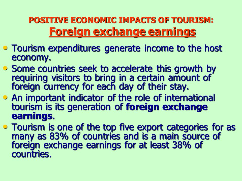 the economic impacts of tourism Transcript of economic impacts of tourism in the cases of phuket and koh samui.