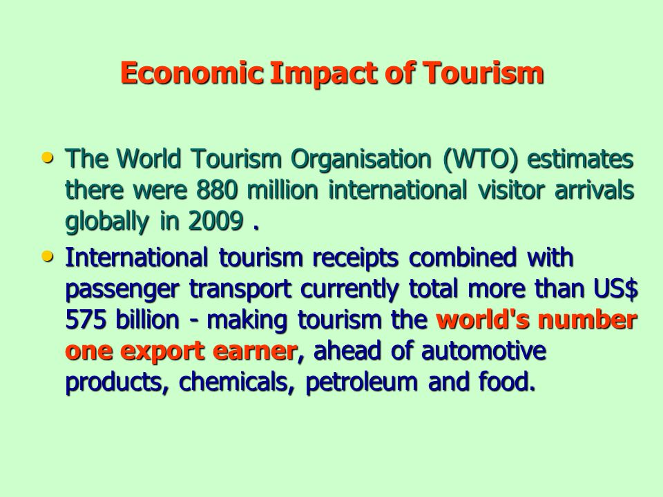 economic impacts of tourism in sabah A key stage 3 geography revision resource on tourism sub-topics include: the growth of tourism, types of tourism, positive and negative impacts, national parks in the uk, and managing tourism.
