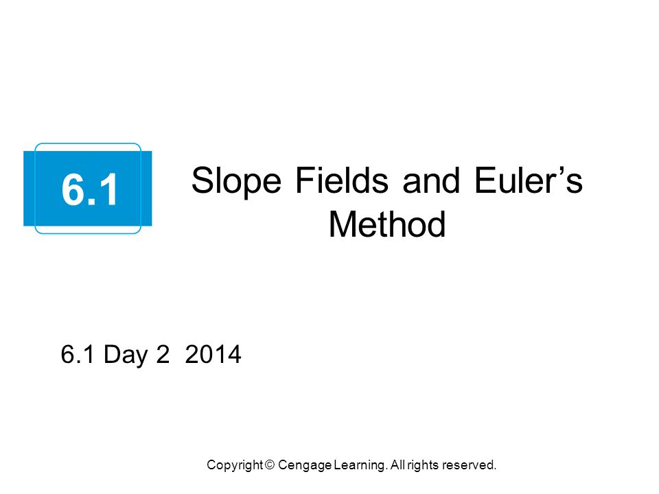 Slope fields homework – Slope Fields Worksheet
