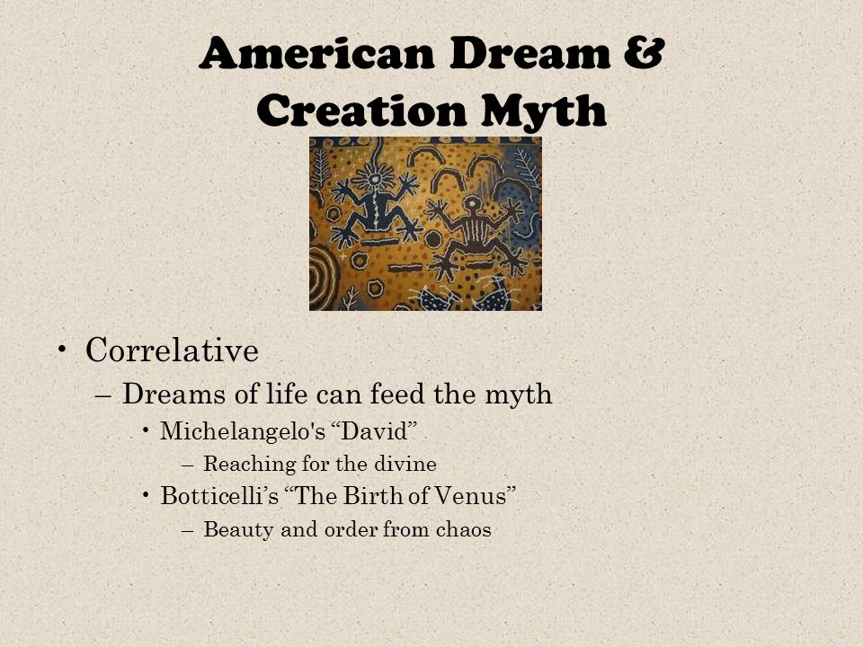 the american dream what is it Define american dream: an american social ideal that stresses egalitarianism and especially material prosperity also — american dream in a sentence.