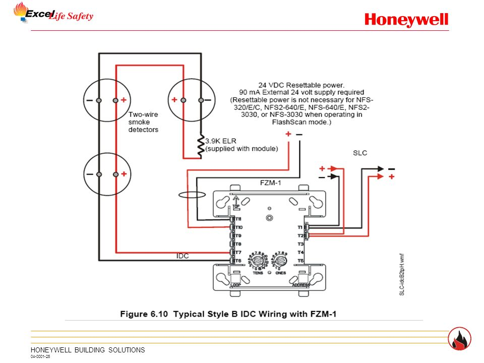 slide_25 notifier fcm 1 wiring diagram fcm 1 notifier manual espa�ol Basic Electrical Wiring Diagrams at webbmarketing.co