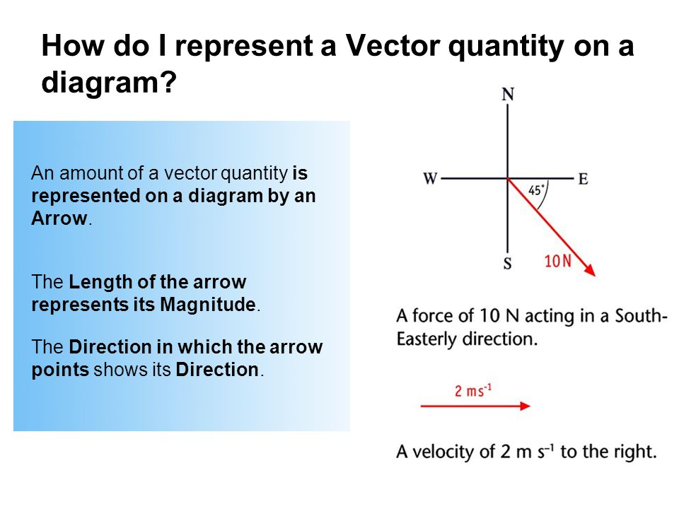 Vectors and Scalars Chapter 8. What is a Vector Quantity? A ...