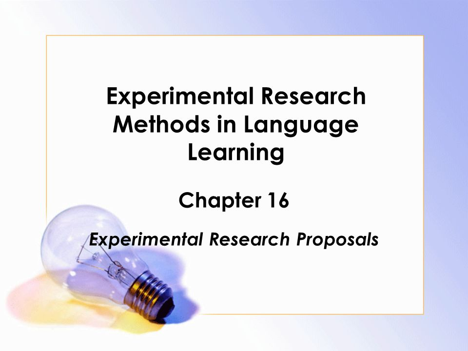 experimental research proposal Experimental research proposal sample on mainkeys dumnedu,writing guidelines for engineering and science students: guidelines to help students of engineering and science make their writing more.