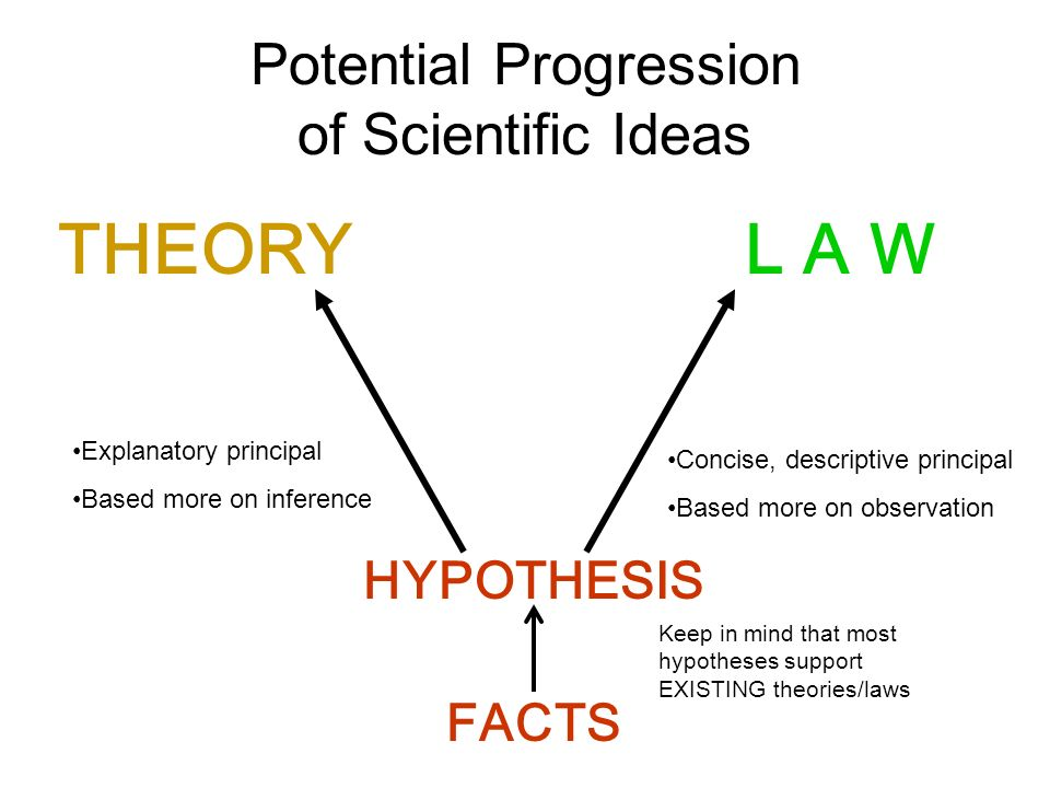 "a theory is an idea used Unformatted text preview: answer: in everyday usage, theory means an untested idea, but that is often based on observation however it can also be used in the derogatory sense ""just a theory"" (examples will vary)."