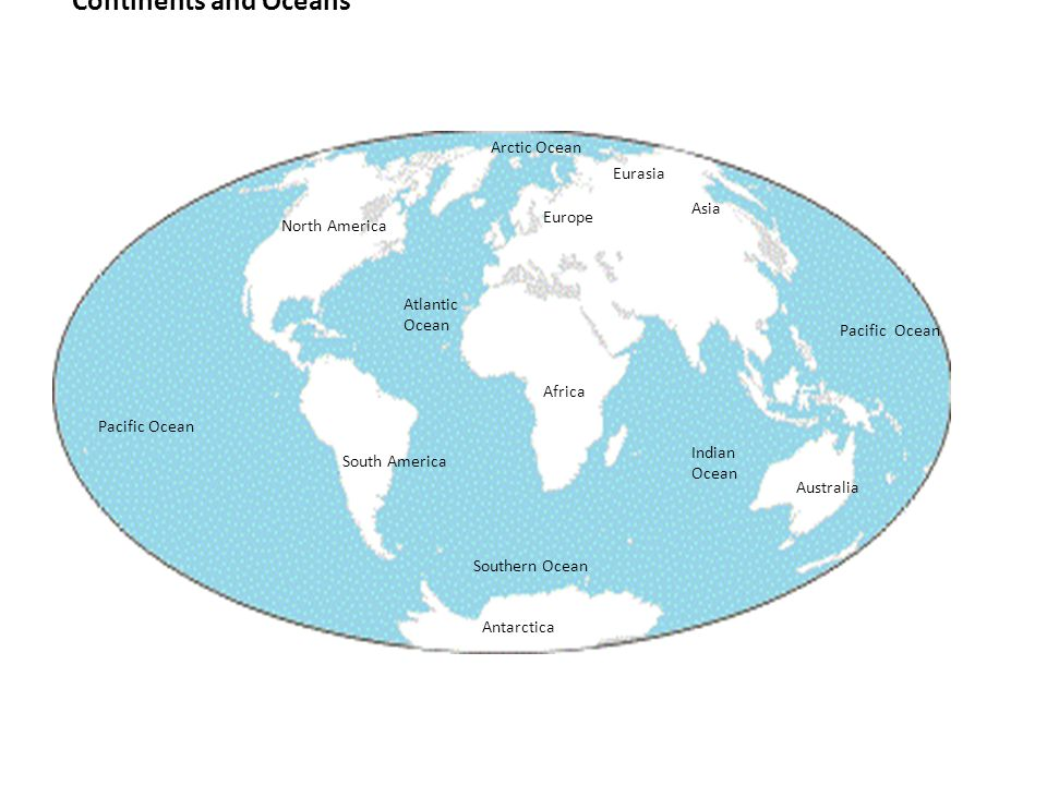 Location locations can be broken down by continent seven 5 pacific ocean atlantic ocean indian ocean southern ocean arctic ocean north america south america asia europe africa australia antarctica eurasia sciox Choice Image