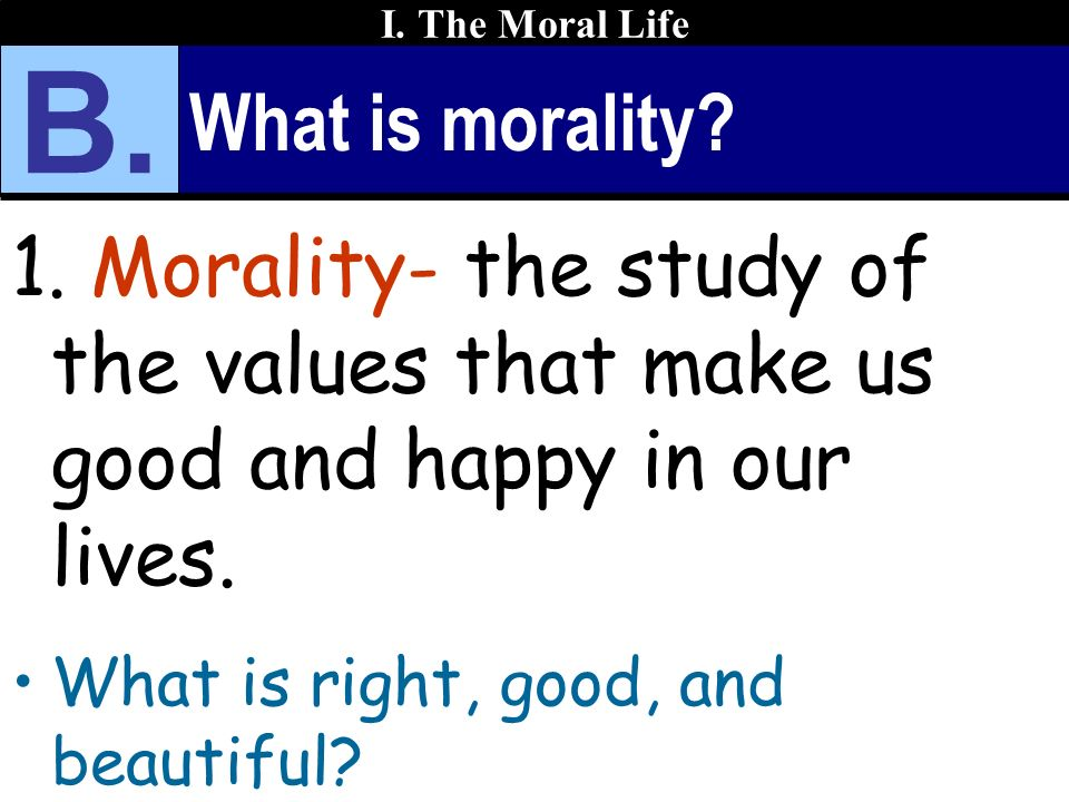 what are moral values list Moral values are usually defined as a set of behavioral rules that have social meaning find a moral value essay example here.