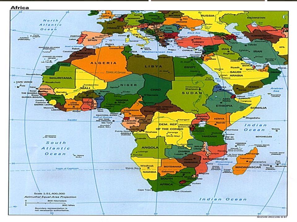 Sub Saharan Africa Countries South Africa Gabon Botswana