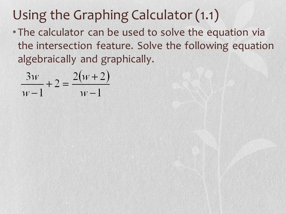 1 1 equations and graphs Chapter 14 trigonometric graphs, identities, and equations 141 graphing sine, cosine, and tangent functions 142 translations and reflections of trigonometric graphs.