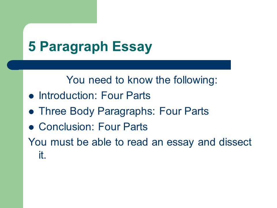 can an essay have more than 3 body paragraphs How many paragraphs in an essay a thesis statement and some additional information are more than enough for you can continue with the main body of your essay.