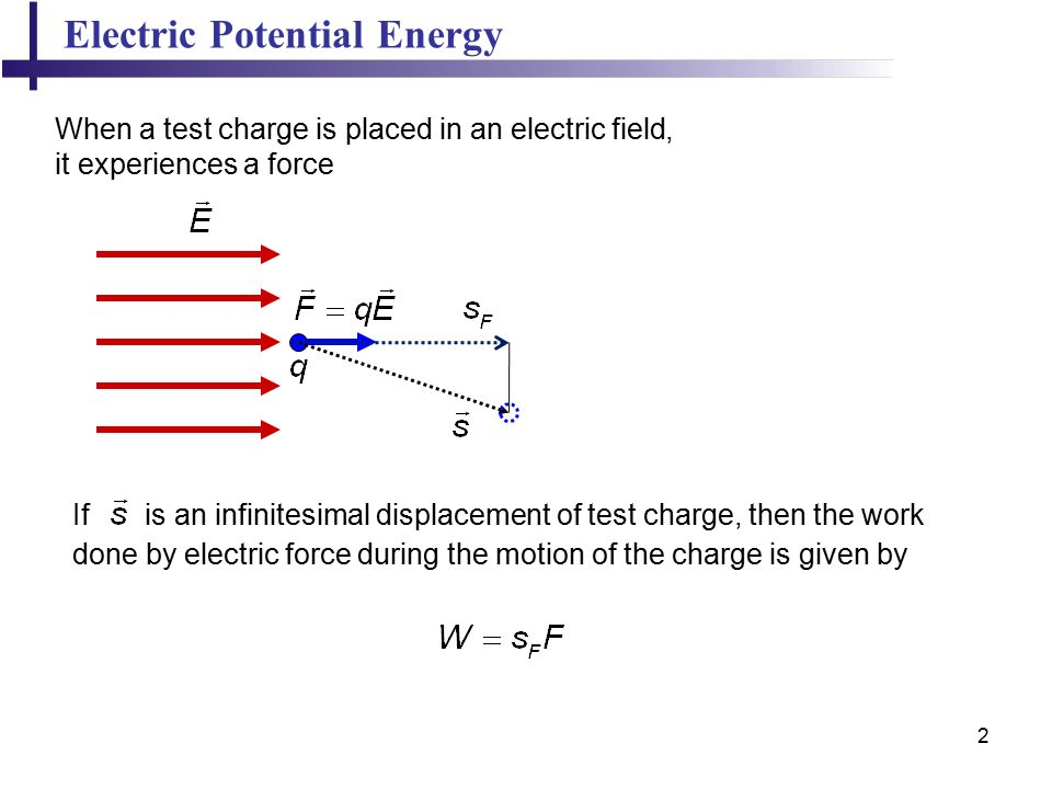 1 Electric Potential Reading: Chapter 21 Chapter ppt download
