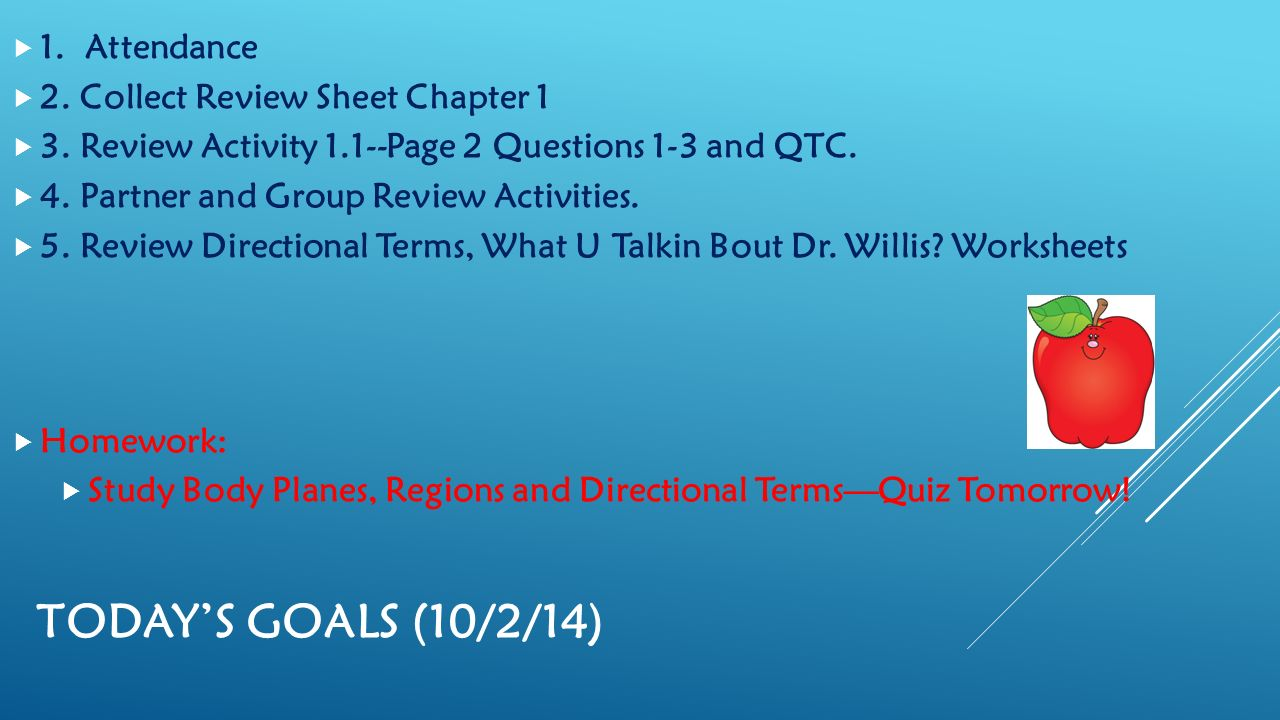 activity 1 review