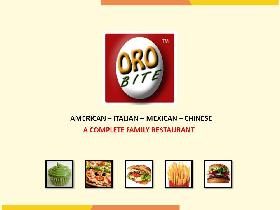 American Italian Restaurant Logo